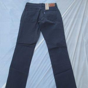 Levi's 505 Jeans 155050182 Straight Leg